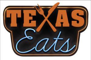 Texas Eats logo.