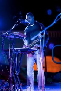 Rodney Howell, the keyboardist and saxophonist