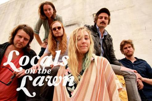 The indie-folk band Wild Child will play at Locals on the Lawn tonight at 7.