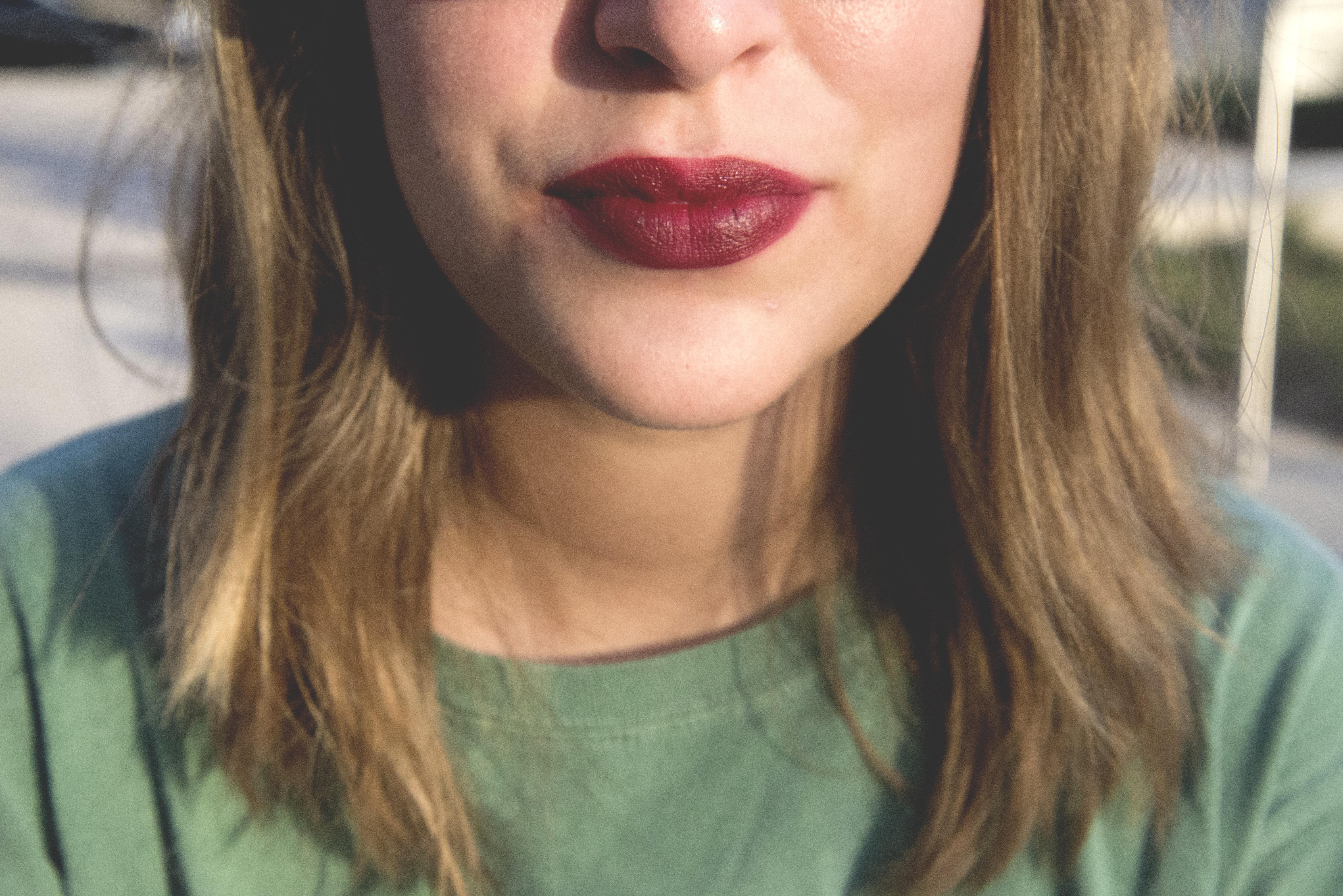 Diva by MAC. Model: Kristen Hubby