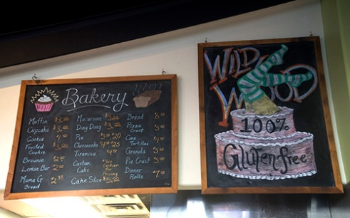 Although Wildwood Bakehouse is an all gluten-free kitchen, it provides lots of options for hungry customers.