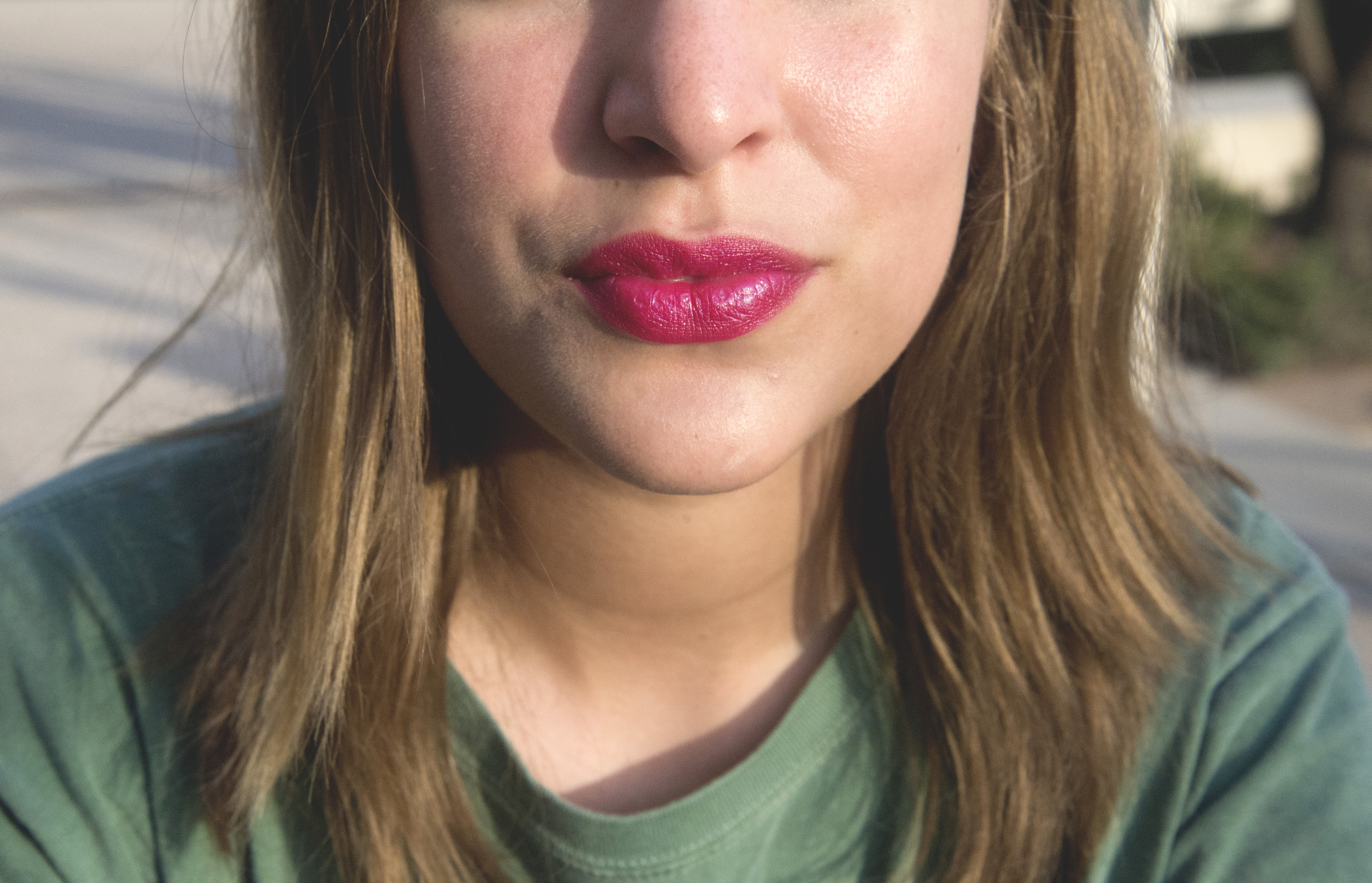 Fuchsia Fusion by Revlon. Model: Kristen Hubby