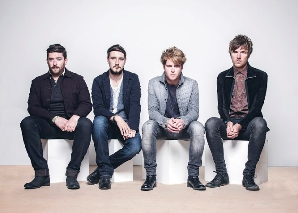 "Kodaline is taking the U.S. by storm performing in festivals, such as ACL, Lollapalooza and Firefly festival. They topped UK and Irish charts with their album ""In A Perfect World."" Photo courtesy of Kodaline"