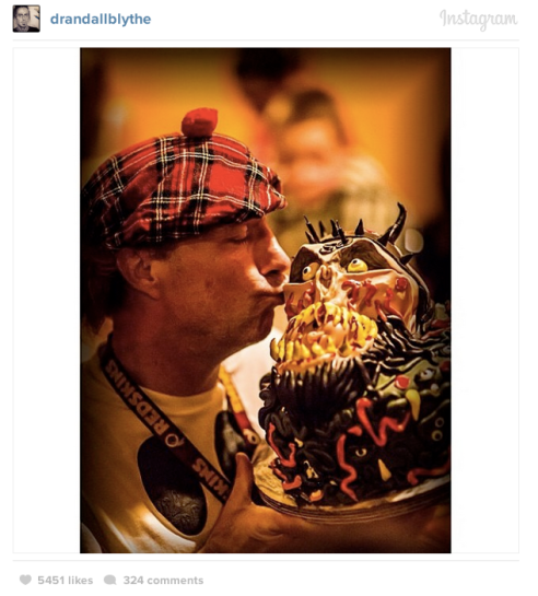 Randy Blythe, lead vocalist of heavy metal juggernaut Lamb of God, posted a touching tribute to Brockie on his Instagram earlier this week. GWAR took Lamb of God on tour with them in the past, along with giving many other up-and-coming bands the chance to cut their teeth on the road.