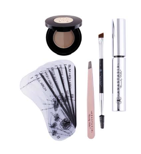 Anastasia Beverly Hills 5-Element Brow Kit | Photo courtesy of anastasia.net