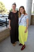 AFW attendees | Andrea Spratt and Meesh Daranyi
