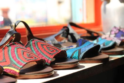 Sandals by Teysha