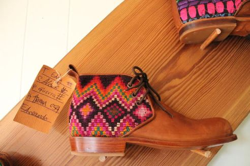 Guate boots by Teysha