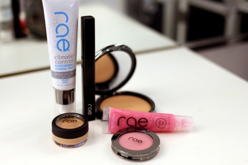 The six must-have products that Rae recommends using.