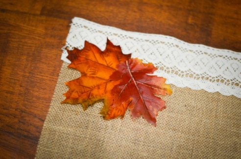 Thanksgiving DIY- Photos by Maddy Hill