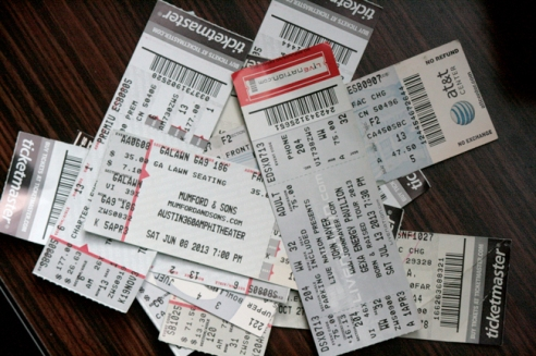 Ticketmaster is just one company that strives to warn ticket buyers of potential scams created by scalpers.
