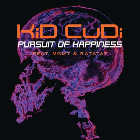 Kid Cudi ft. MGMT and Ratatat -Pursuit of Happiness