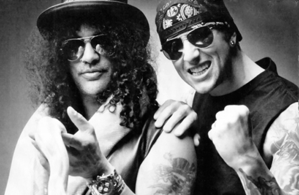 Slash and M.-Shadows