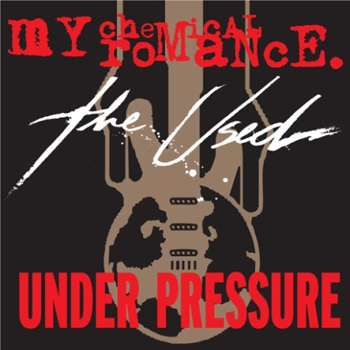 The Used and My Chemical Romance- Under Pressure