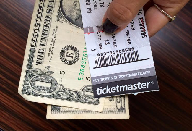 Consumers are not only getting scammed through purchasing fake tickets, but are also duped into paying much higher prices.